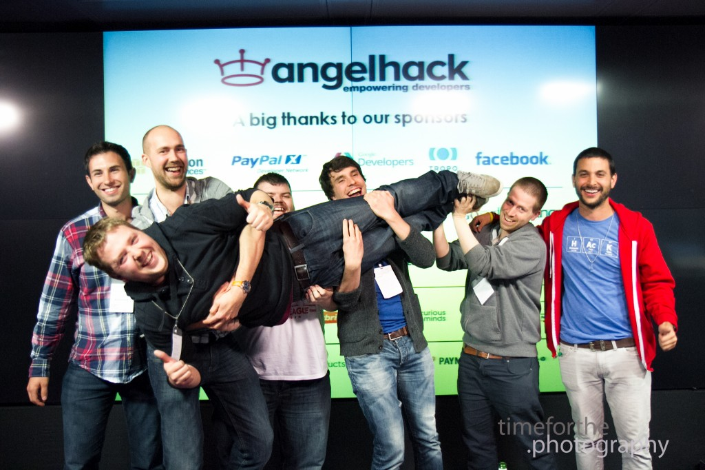 Angel Hack 2013